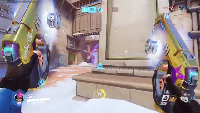Watch Pulse bomb packet loss GIF on Gfycat. Discover more Competitiveoverwatch GIFs on Gfycat