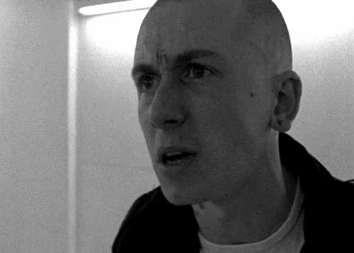 Watch and share Posted  With # Made In Britain# Tim Roth# Skinhead# Gif GIFs on Gfycat