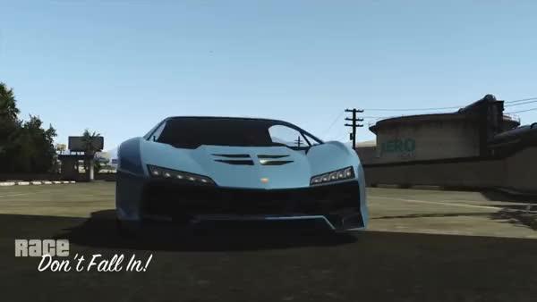 GTA 5 Funny Moments - INSANE GOLF COURSE RACE (GTA V Online