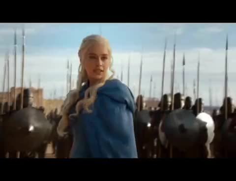 Watch Game Of Thrones 3x04 - Dracarys GIF on Gfycat. Discover more related GIFs on Gfycat