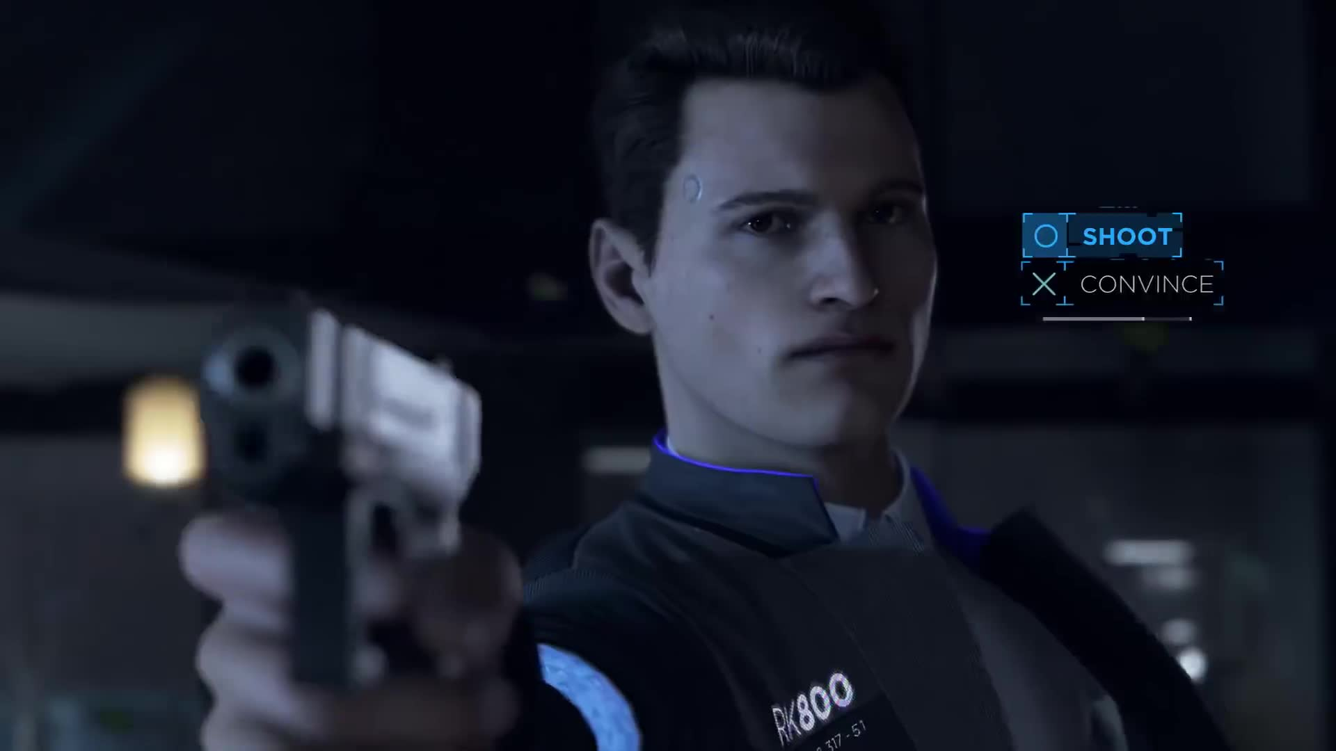 Detroit Become Human Every Ending From The Hostage Demo Gif