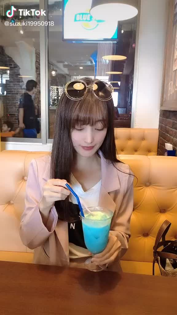 Watch and share Japanese Girls GIFs and 塩ちんすこうアイス GIFs by TikTok JP on Gfycat