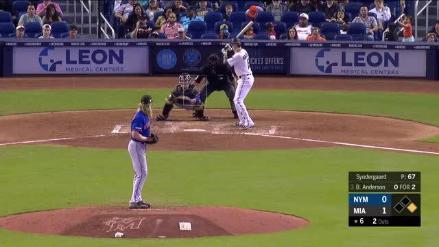 Watch Syndergaard SL 2019 GIF on Gfycat. Discover more baseball, miami marlins GIFs on Gfycat