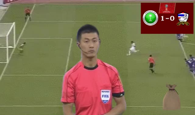 Watch and share Saudi Arabia Vs Thailand GIFs by HERN FAR on Gfycat