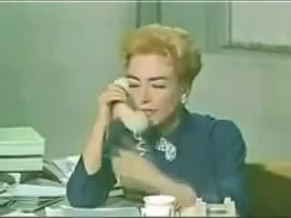 Watch Joan Crawford GIF on Gfycat. Discover more Joan Crawford, Queen Bee, The Damned Dont cry GIFs on Gfycat