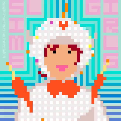 Watch and share Slime Girls GIFs and Pixel Art GIFs on Gfycat