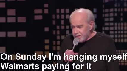 Watch and share Suicide GIFs and Carlin GIFs on Gfycat