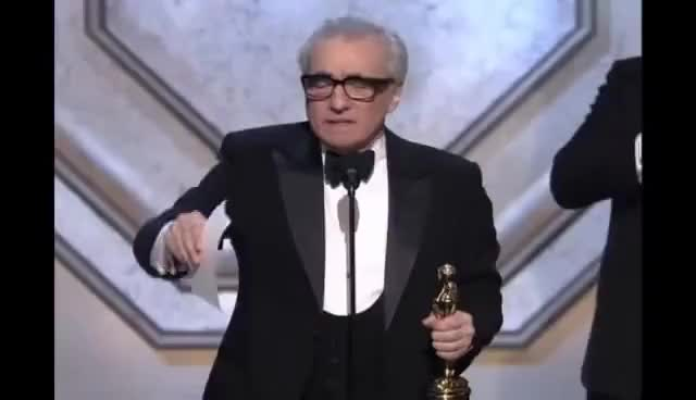 Watch and share Martin Scorsese GIFs on Gfycat