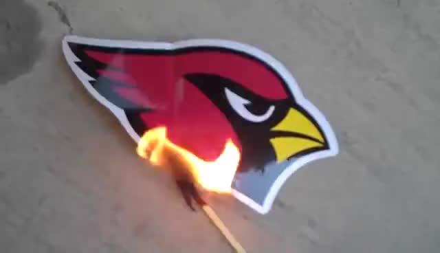 burn, cardinals, suck, Cardinals SUCK GIFs