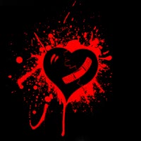 Watch and share Emo Heart Bandaid Animated Photo: My Heart Emo_heart_bandaid.gif GIFs on Gfycat
