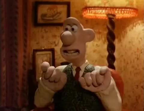 Watch and share Cheese Gromit GIFs on Gfycat