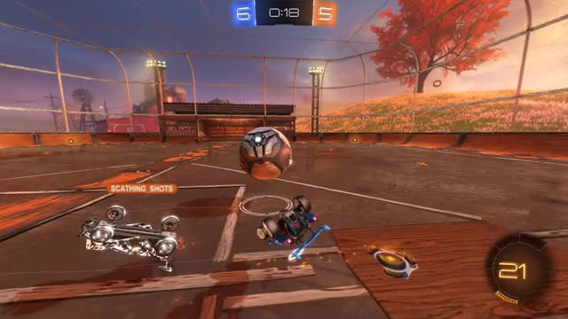 Watch Goal 12: Binagin GIF by Gif Your Game (@gifyourgame) on Gfycat. Discover more Binagin, Gif Your Game, GifYourGame, Goal, Rocket League, RocketLeague GIFs on Gfycat