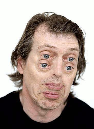 Watch and share Buscemi Remixed--oh My This Tripped Me Out, I Almost Went Cross Eyed Haha GIFs on Gfycat