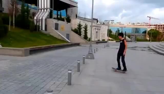 Watch and share Skateboard GIFs on Gfycat