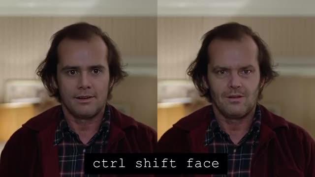 Watch and share Jack Nicholson GIFs and Jim Carrey GIFs by bubuhtu on Gfycat