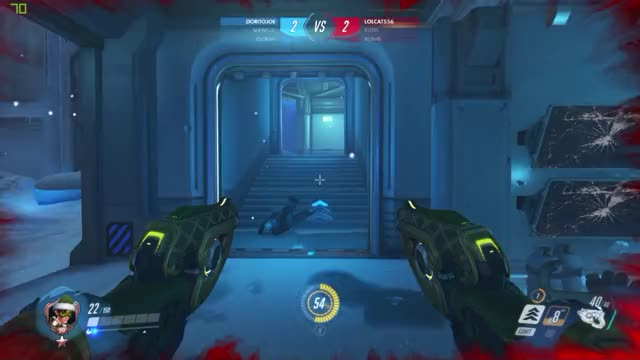 Watch genji is fast, but tracer is faster GIF on Gfycat. Discover more Overwatch, videogames GIFs on Gfycat