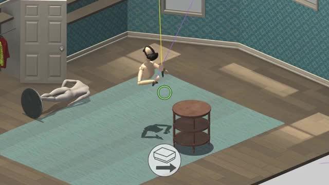 Watch Nerd³ Plays... Home Improvisation - Flat Pack VR GIF on Gfycat. Discover more furniture sandbox, gamephysics, home improvisation GIFs on Gfycat