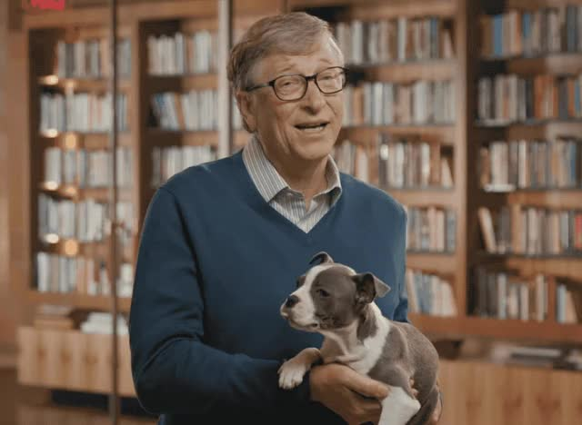 Watch and share Bill Gates GIFs by Reactions on Gfycat