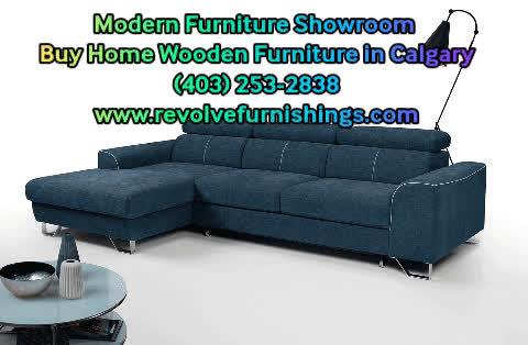 Modern Furniture Showroom Gif