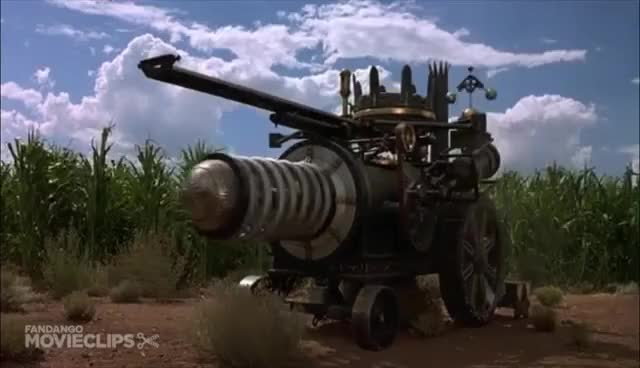 Watch and share Wild Wild West (6/10) Movie CLIP - Magnetic Collars (1999) HD GIFs on Gfycat