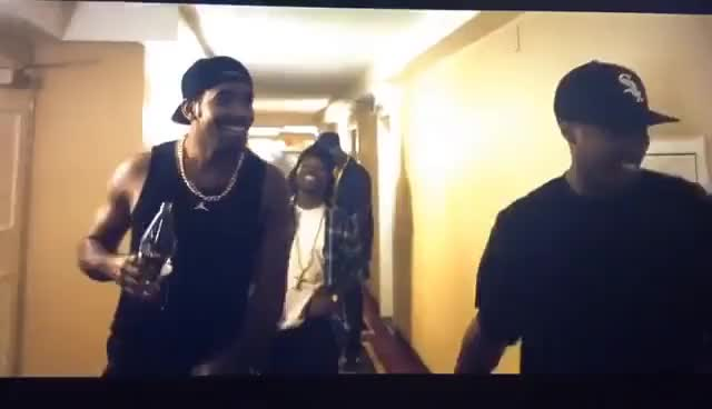 Watch Straight outta Compton Hotel Clip GIF on Gfycat. Discover more related GIFs on Gfycat