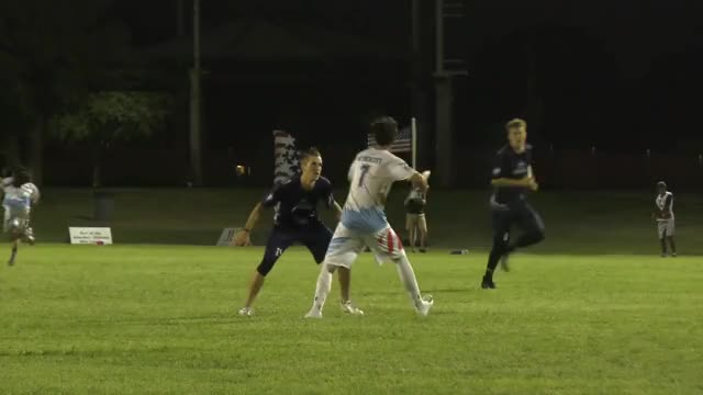 Watch this american ultimate disc league GIF by American Ultimate Disc League (@audl) on Gfycat. Discover more american ultimate disc league, audl, highlight reel, highlights, jack williams, terrence mitchell, top 10, top 10 plays, travis carpenter, ultimate, ultimate frisbee GIFs on Gfycat