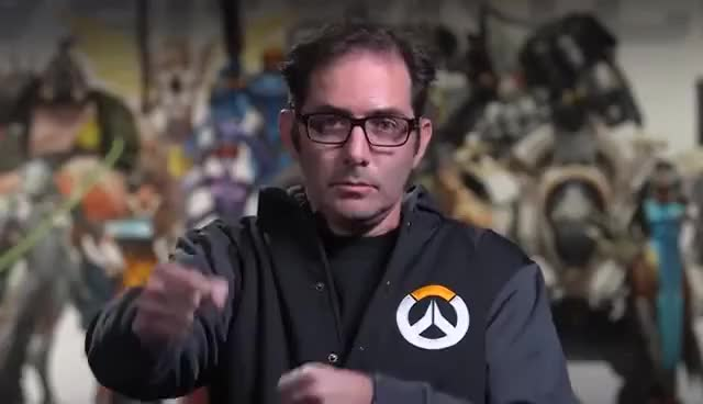 Watch and share Jeff Kaplan: The Secret Behind Overwatch's Competitive Matchmaking GIFs on Gfycat
