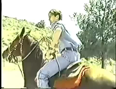 Watch this trending GIF on Gfycat. Discover more Horseback, Magazine, ackles, boy, horse, jensen, riding, teen GIFs on Gfycat