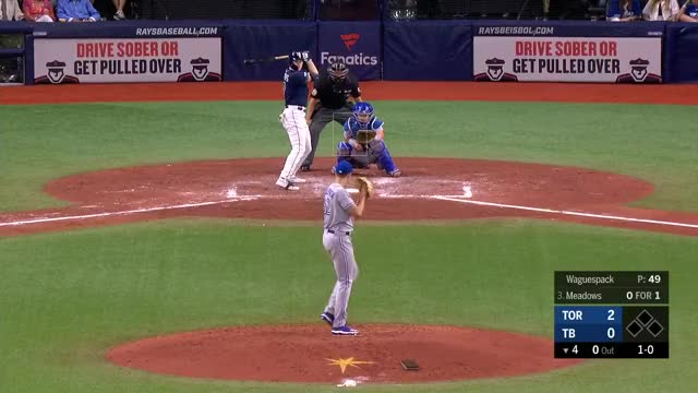Watch and share Toronto Blue Jays GIFs and Baseball GIFs on Gfycat