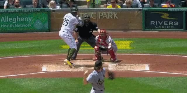 Watch and share Polanco Ab 0527 GIFs by DK Pittsburgh Sports on Gfycat