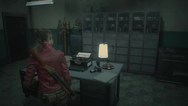 Watch punch GIF by @spaceattorney on Gfycat. Discover more resident evil 2 GIFs on Gfycat