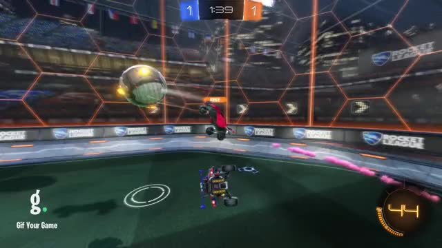 Watch Shot 8: JunioR GIF by Gif Your Game (@gifyourgame) on Gfycat. Discover more BenC, Gif Your Game, GifYourGame, Rocket League, RocketLeague GIFs on Gfycat