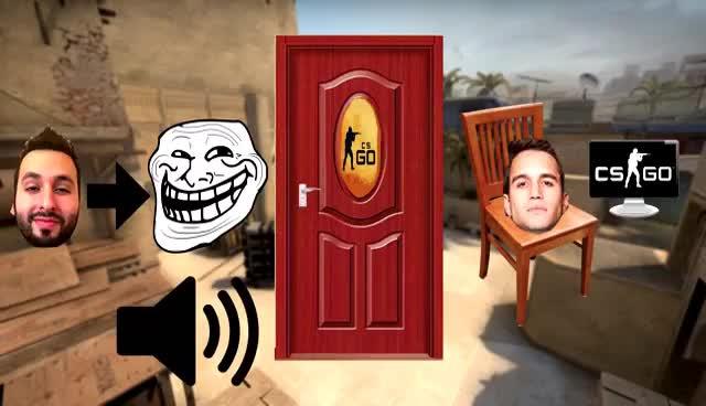 Cs go moe 39 s door knocking prank sound effect find for Door knocking sound