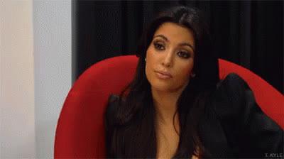 interesting, kim kardashian, Interesting GIFs