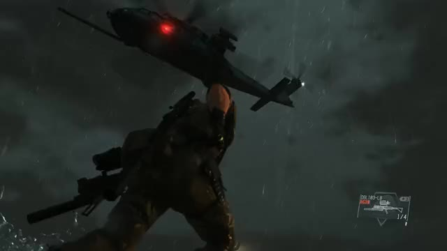 Watch and share Metal Gear Solid GIFs and Phantom Pain GIFs by noduscursorius on Gfycat