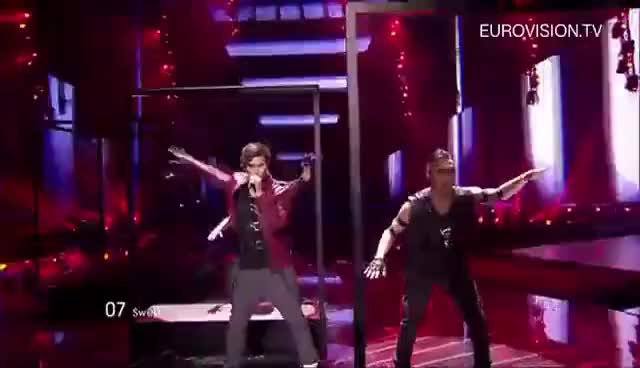 Watch and share Eric Saade GIFs and Eurovision GIFs on Gfycat