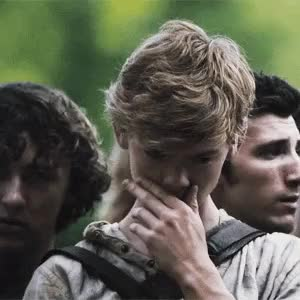 Watch newt GIF on Gfycat. Discover more Maze Runner, Maze Runner Imagines, Maze Runner Preferences, Maze Runner Ships, Newt, Newt Imagines, Newt Preferences, TMR, The Maze Runner GIFs on Gfycat