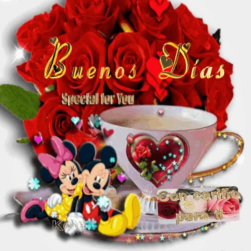 Watch and share Buenos Dia GIFs on Gfycat