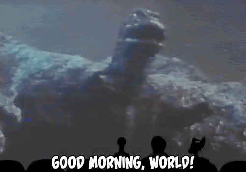 good morning, rise and shine, wake up, good morning GIFs