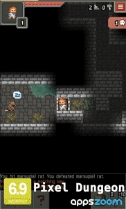 AndroidGaming, androidgaming, Pixel Dungeon GIFs