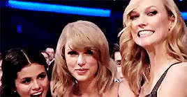 Watch and share Karlie Kloss GIFs and Taylor Swift GIFs on Gfycat