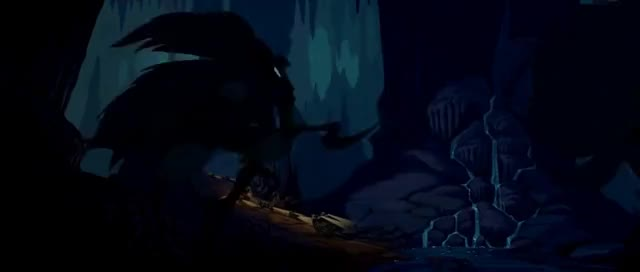 Watch and share Atlantis: The Lost Empire-The Underground Journey To Atlantis GIFs on Gfycat