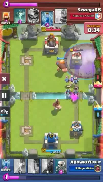 Watch and share Clashroyale GIFs by spaacey on Gfycat