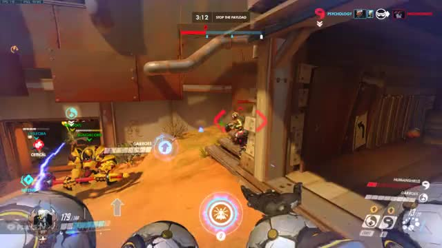Watch and share Overwatch GIFs and Zen GIFs by CrowKnow on Gfycat