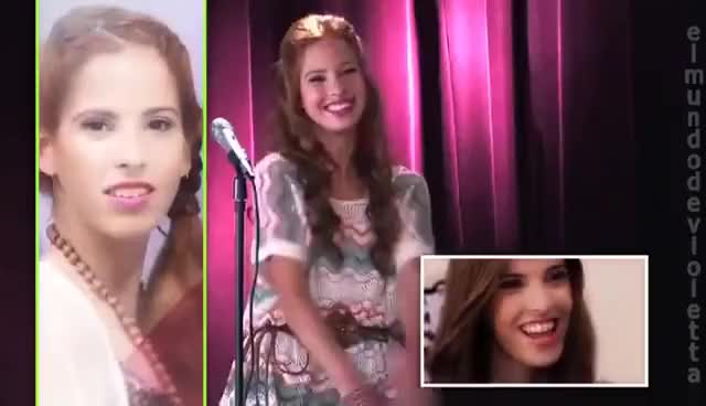 Watch Violetta Austin i Ally - Camila Maxi Actores GIF on Gfycat. Discover more Violetta GIFs on Gfycat