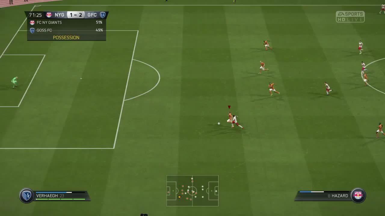 fails, fifa15, fifagifs, Goalkeepers aren't bugged... Pt. 2 GIFs