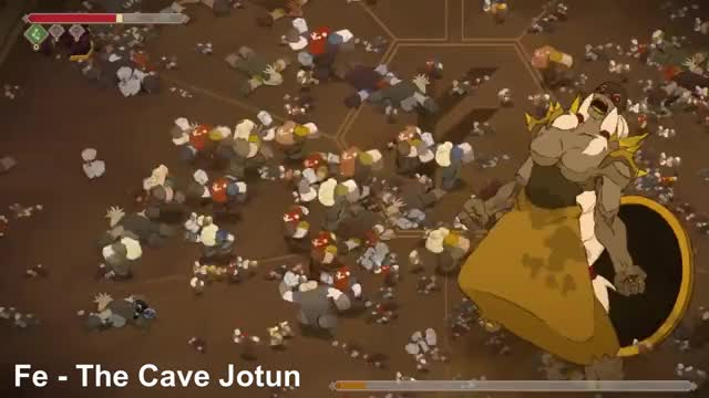 Watch and share Thunder Lotus Games GIFs and Jotun Lets Play GIFs by Blended Threats Gaming on Gfycat