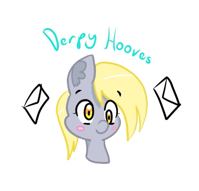 Watch and share Derpy animated stickers on Gfycat