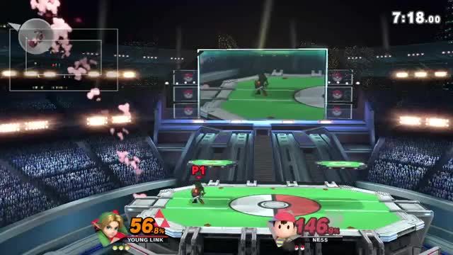 Watch and share Smash Bros Ultimate GIFs and Young Link GIFs by khryonex on Gfycat