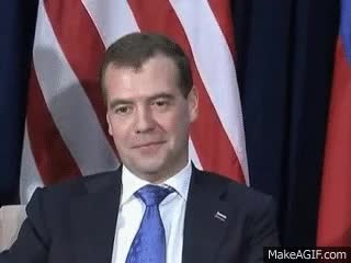 Watch Dmitry Medvedev GIF on Gfycat. Discover more related GIFs on Gfycat